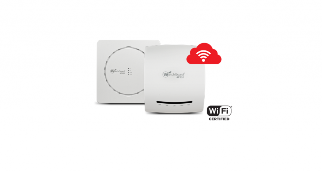 WatchGuard AP120 and 3-yr Total Wi-Fi