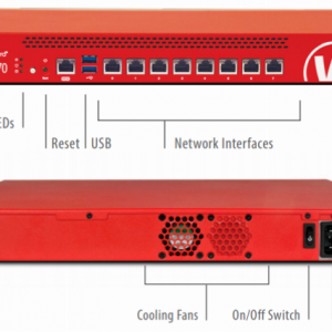 Watchguard Firewalls Firebox M370 with 1-Year Total Security Suite
